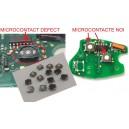 Inlocuire microcontact logan